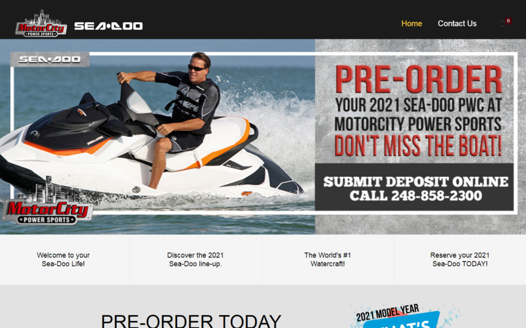MotorCity Power Sports Seadoo