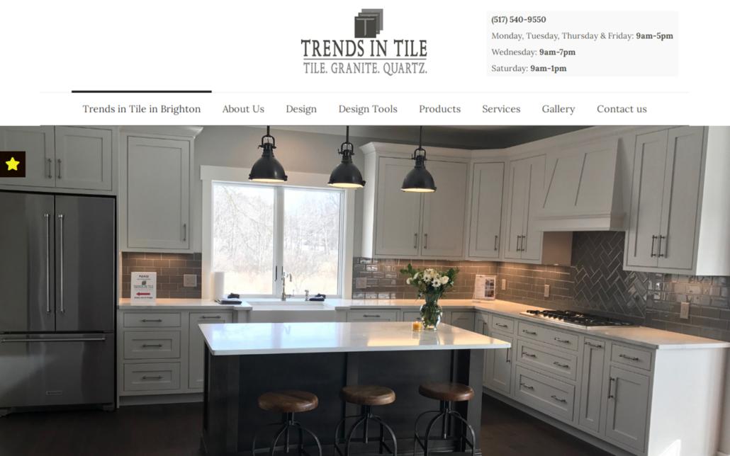 Trends In Tiles